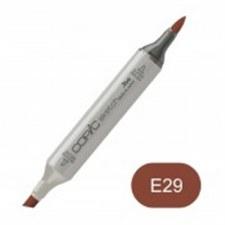 Copic Sketch Marker- E29 Burnt Umber