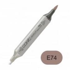 Copic Sketch Marker- E74 Cocoa Brown