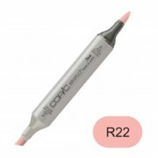 Copic Sketch Marker- R22 Light Prawn