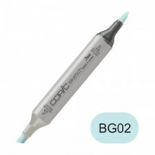 Copic Sketch Marker- BG02 New Blue