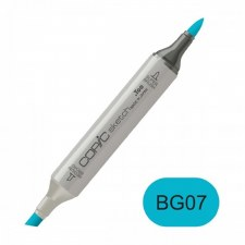 Copic Sketch Marker- BG07 Petroleum Blue