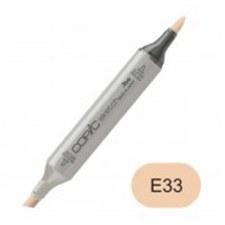 Copic Sketch Marker- E33 Sand