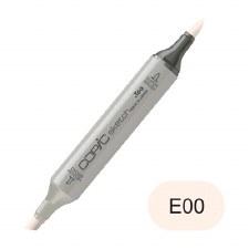 Copic Sketch Marker- E00 Cotton Pearl