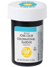 Icing Color, 1oz- Sky Blue