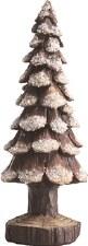 Small Resin Pinecone Tree