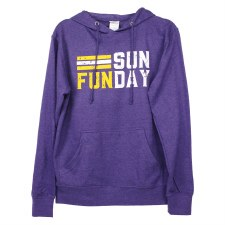 Sunday Funday Hoodie- S