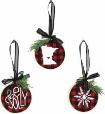 Snow Much Fun Workshop Kit: Ornaments