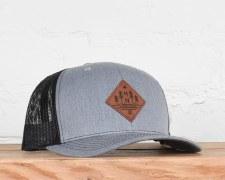 Smoke Lake Snapback Hat