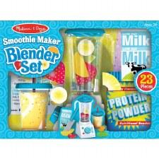 Melissa & Doug Food/Kitchen Play Set- Blender Set