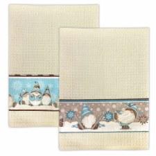 Sn'Gnomies Towel Kit- Cream