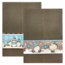 Sn'Gnomies Towel Kit- Taupe