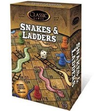 Classic Game- Snakes & Ladders
