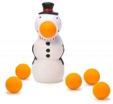Hog Wild Christmas Popper- Snowman