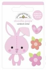 Bundle of Joy Doodle-Pops - Snuggle Bunny