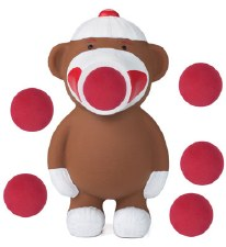 Hog Wild Popper- Sock Monkey