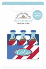 Bar-B-Cute Doodle-Pops - Soda-Licious