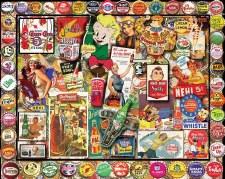 Soda Pop - 1,000 Piece Puzzle