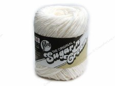 Sugar 'n Cream Yarn- #1004 Soft Ecru