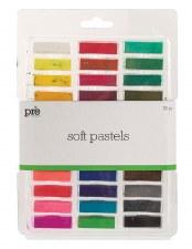 Pre Soft Pastels, 36pc