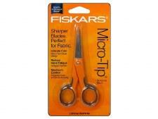 "Fiskars Scissor- Micro-Tip, Soft Grip 5"""