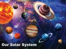 Solar System - 300 Piece Puzzle