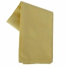 """Solid Weave 20""""x28"""" Tea Towel- Dijon"""