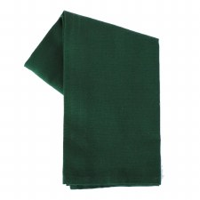 "Solid Weave 20""x28"" Tea Towel- Green"