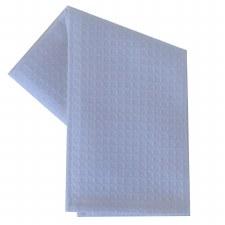 "Waffle Weave 20""x28"" Tea Towel- White"