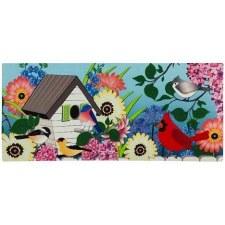 Sassafrass Switch Mat Insert- Song Bird Floral