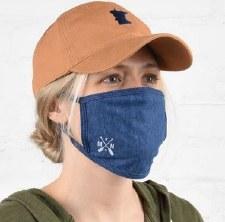 Sota Face Mask- Navy