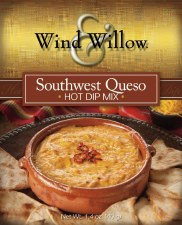 Wind & Willow Hot Dip Mix- Southwest Queso