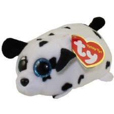Ty Teenie Tys- Dog- Spangle the Dalmation