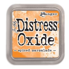Tim Holtz Distress Oxide- Spiced Marmalade Ink Pad