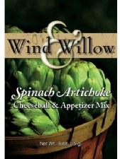 Wind & Willow Cheeseball & Appetizer Mix- Spinach Artichoke