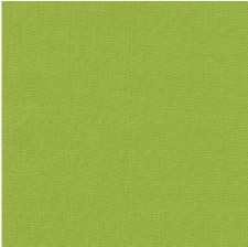 """Kona Cotton 44"""" Fabric- Greens- Sprout"""