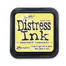 Tim Holtz Distress Ink- Squeezed Lemonade Ink Pad