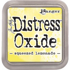 Tim Holtz Distress Oxide- Squeezed Lemonade Ink Pad