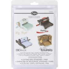 Sizzix Standard Replacement Cutting Pads- 2 pk