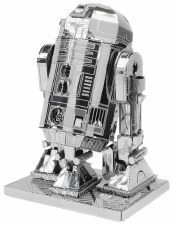 Metal Earth 3D Metal Model Kit- Star Wars R2D2