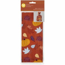Fall Decorative Bags, 20ct- Welcome Fall
