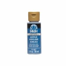 FolkArt 2 Oz. Acrylic Paint- Sterling Blue