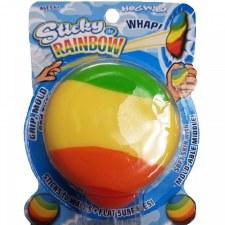 Hog Wild Toy- Sticky Rainbow