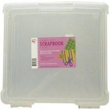 """Scrapbook Storage Case, 14""""x14"""""""