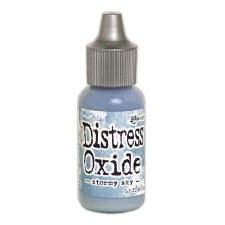 Tim Holtz Distress Oxide- Stormy Sky Ink Refill