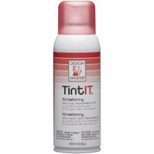 Design Master Tint It Spray Paint- Strawberry