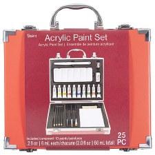 Studio 71 Acrylic Paint Set, 25pc