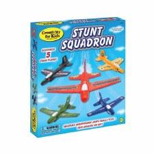 Creativity for Kids Craft Kit- Stunt Squadron