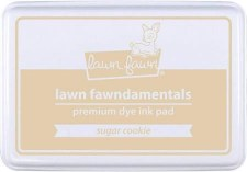 Lawn Fawn Premium Dye Ink- Sugar Cookie