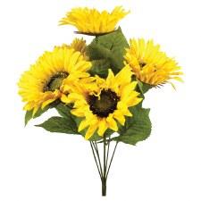 "17"" Sunflower Bush"