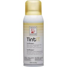 Design Master Tint It Spray Paint- Sunflower
